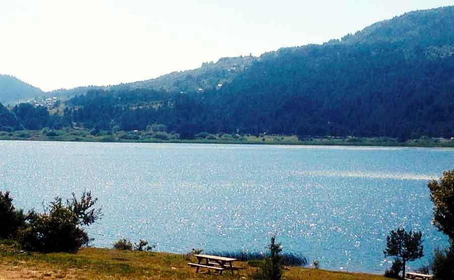 Abant Gölü-Bolu gezilecek yerler