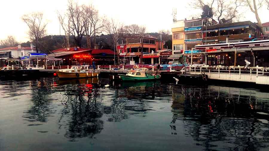 Anadolu Kavağı istanbul