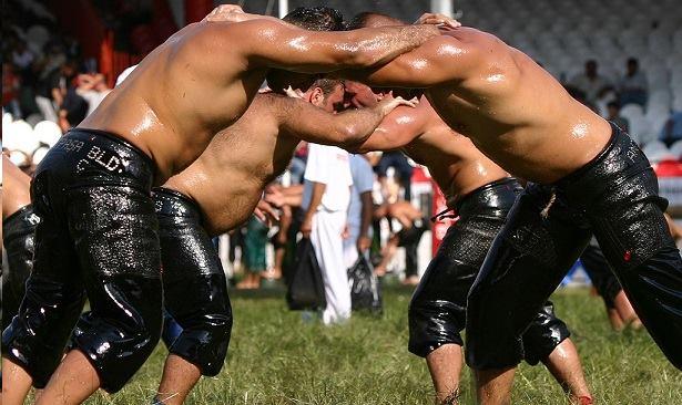 Kırkpınar Yağlı Güreşleri