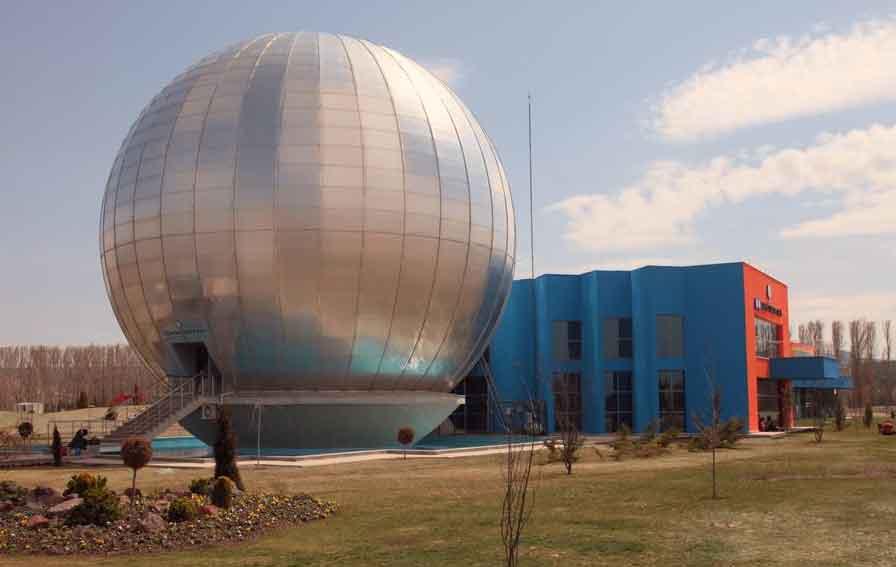 Sabancı Uzay Evi