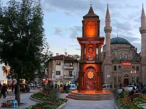 Aksaray'da Gezilecek Görülecek Yerler