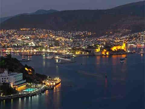 Türkiye'de Balayına Gidilecek En İyi Yerler