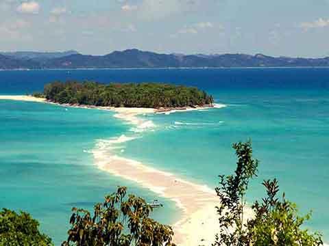 Dünyada'ki en güzel adalar