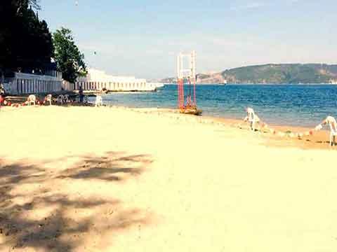 İstanbul'da Denize Girilecek En İyi Yerler