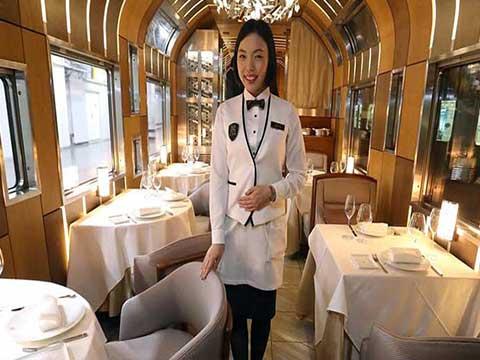 Shiki - Shima: Dünyanın En lüks ve Pahalı Treni