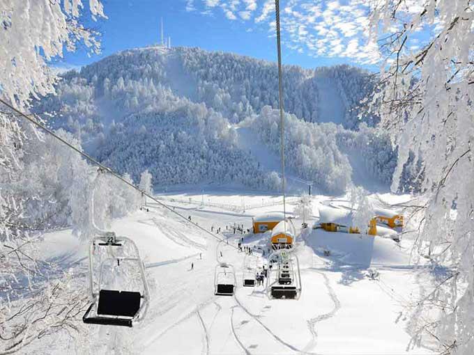 Kışın Türkiye'de Gezilecek Yerler
