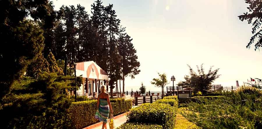 Grand Haber Hotel – Kemer/Antalya