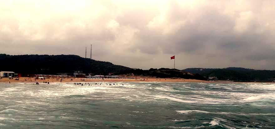 Ağva plaj