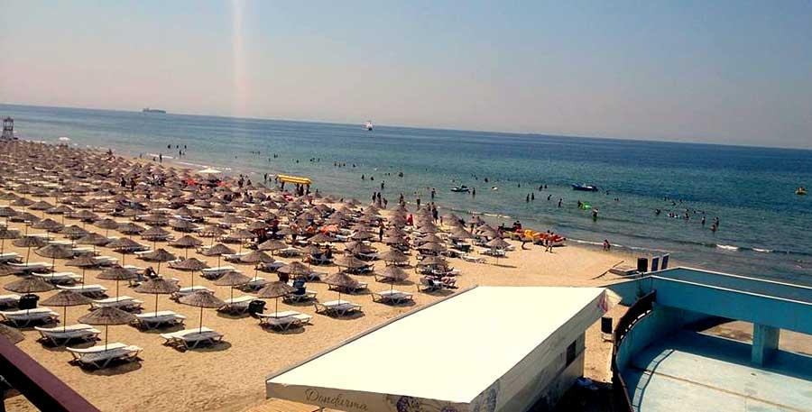 Florya Güneș Plajı