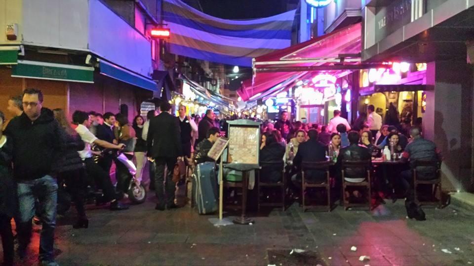 Kadıköy Barlar Sokağı ve Gece Hayatı