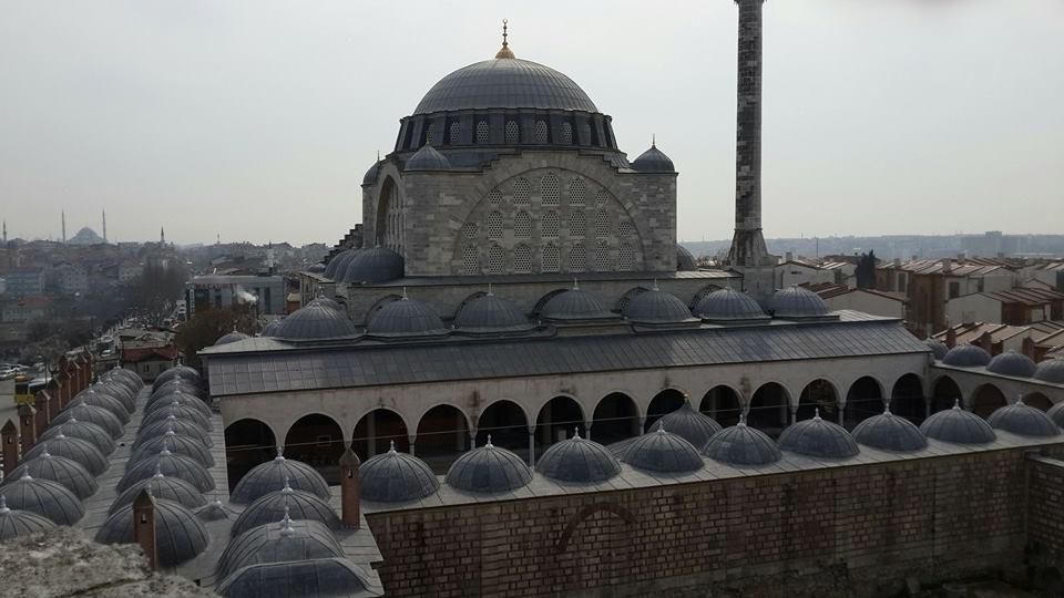 Mihrimah Sultan Külliyesi ve Camii