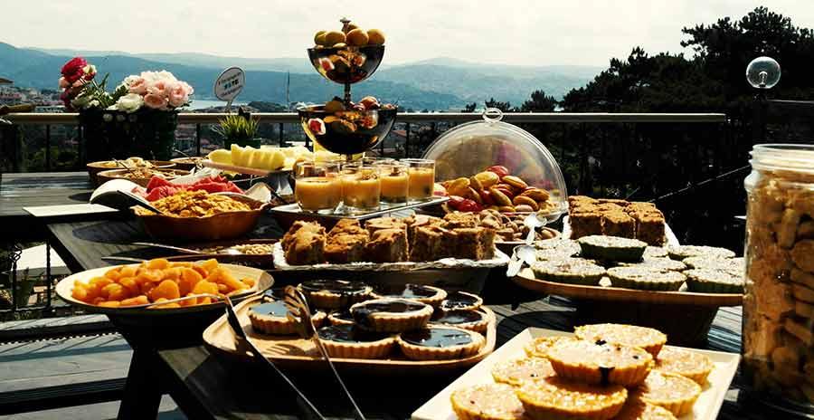 Therapia Garden - İstanbul kahvaltı mekanları