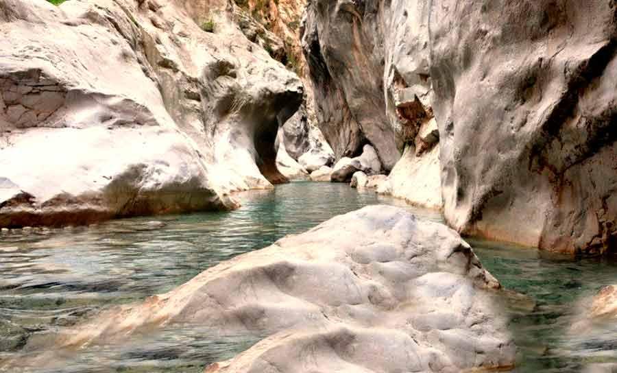 Göynük Kanyonu - kemer gezilecek yerler