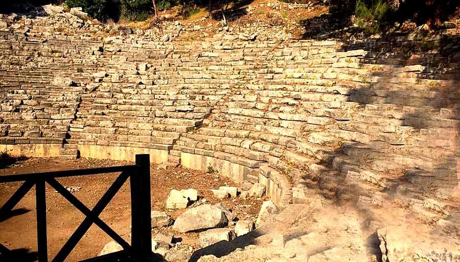 kemer-Phaselis Antik Kenti