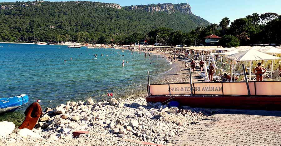 Antalya merkez ve İlçelerinin Nüfusu