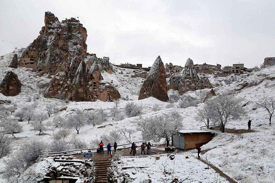Kapadokya-Nevşehir