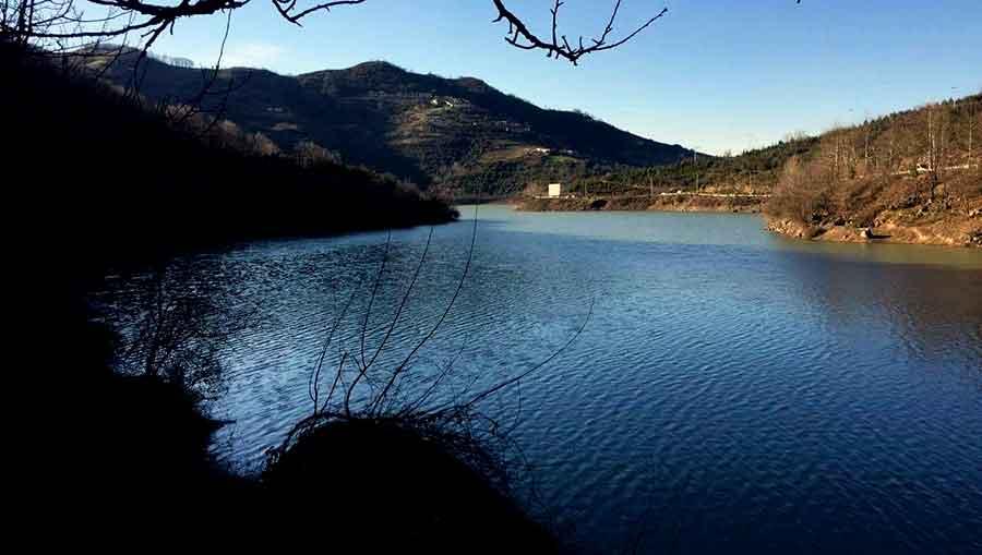 kocaeli gezilecek yerle Yuvacık Barajı
