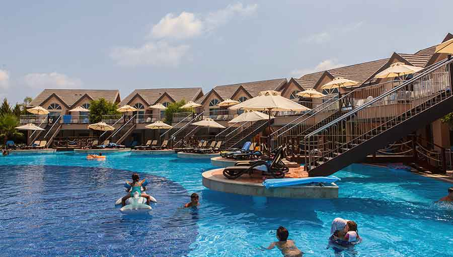 Long Beach Resort Hotel & Spa – Alanya/Antalya