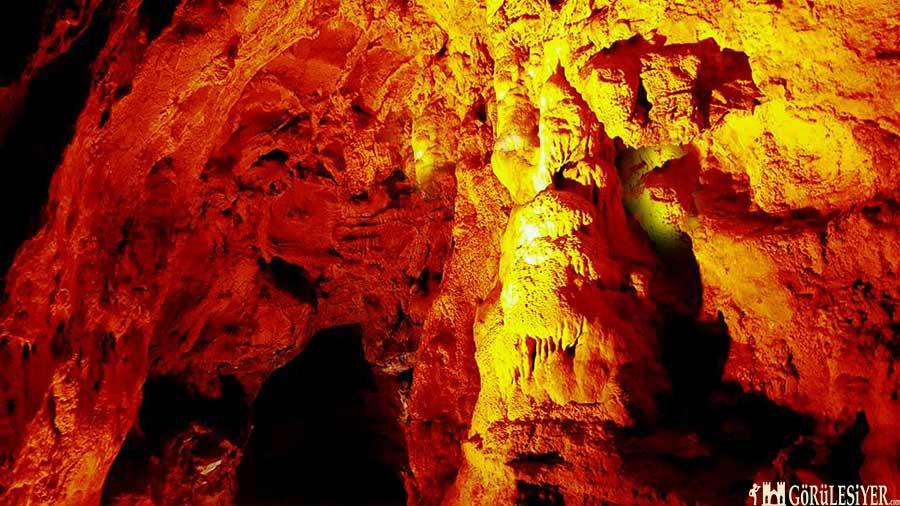 safranbolu Mencilis Mağarası