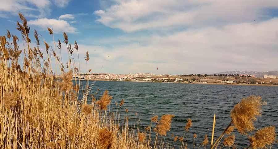 mogan golu Ankara'nın gezilecek yerli