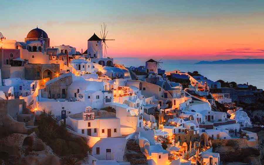 Yunanistan'da Gezip Görülecek En iyi Yerler