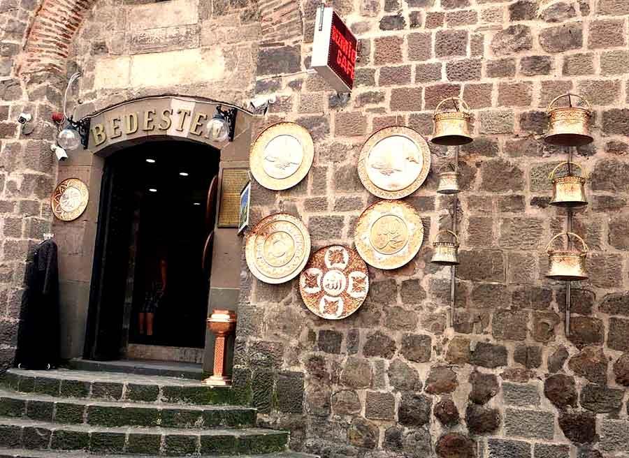 Trabzon Bedesten Çarşısı