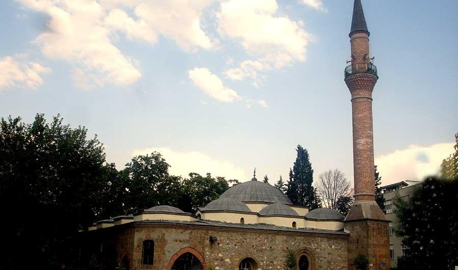 Uşak tarihi yerler Uşak Ulu Camii